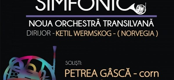 Marţi, Noua Orchestră Transilvană va susţine un concert simfonic la Sinagoga Bistriţa