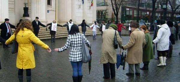 """19 februarie 2015 – Sărbătoare internaţională românească – """"CERCUL BRÂNCUŞI"""""""