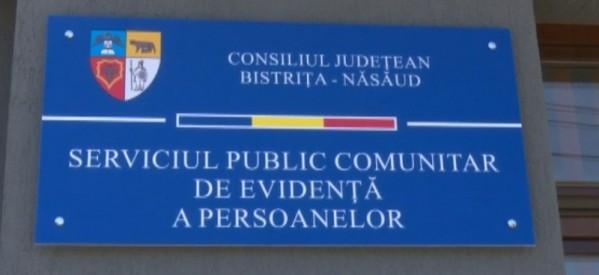 BISTRIȚA: Serviciului Public Comunitar de Evidenţă  a Persoanelor, în casă nouă