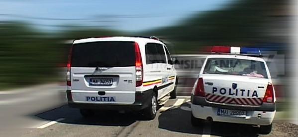Cinci persoane au fost reținute de polițiști pentru 24 de ore, în urma unei altercații care a avut loc în municipiul Bistrița