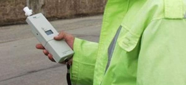 Șoferi băuți depistați în Bistrița, Lechința și Braniștea