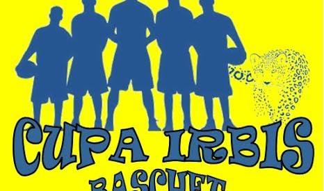 Baschet: Cupa Irbis se desfășoară în municipiul Bistrița (25 martie)