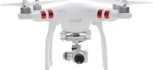 Un bistrițean s-a ales cu dosar penal, pentru folosirea ilegală a unei drone