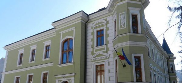 """Biblioteca Judeţeană """"George Coşbuc"""" Bistrița este închisă pentru public"""