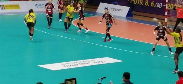 Gloria 2018 Bistrița a pierdut primul meci jucat în Coreea de Sud