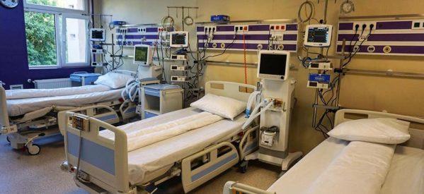 Secție de Terapie Intensivă și Centru de Transfuzii la Spitalul Județean de Urgență Bistrița