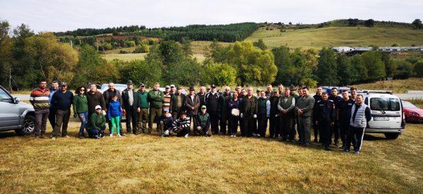 Și jandarmii bistrițeni s-au alăturat acțiunii de ecologizare desfășurate în județ